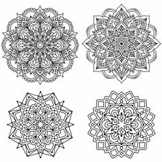 Some pieces I have available, and I can always draw custom designs as well. For bookings and quotes email me at siarnlikescats@hotmail.com. #tattooflash #tattoodesign #mandala #mandalaart #mandaladesign #mandalaartist