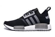 half off b57d9 535c1 Find Super Deals Adidas Nmd Runner Pk Black Grey Shoes online or in  Pumafenty. Shop Top Brands and the latest styles Super Deals Adidas Nmd  Runner Pk Black ...
