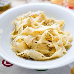 18 sauces à tester absolument pour savourer les pâtes - Marie Claire