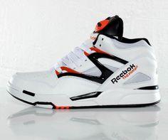 Reebok Pump Omni Lite Dee Brown Home 2013 Release Detailed Pictures Air Max Sneakers, Shoes Sneakers, Mens Winter Boots, Reebok, Nike Air Max, Air Jordans, Kicks, Pumps, My Style