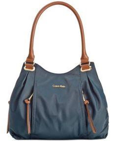 Calvin Klein Dressy Nylon Shopper