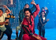 Taika Waititi as Alamein, Thriller #Haka at the end of  Boy, which he also wrote and directed.