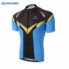 XINTOWN Summer 2018 Mens Bike Sportswear Ropa Ciclismo Cycling Jerseys Bike Short Sleeve Cycling Clothing Tops. Yesterday's price: US $16.44 (13.50 EUR). Today's price: US $14.96 (12.18 EUR). Discount: 9%.