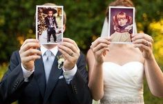 Funny Photos of the Bride and Groom | Wedding Inspiration