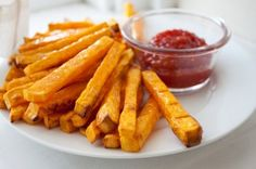 Dukan Diet Butternut Squash Fries