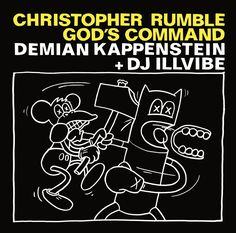 Christopher Rumble - God's Command https://youtu.be/Lnp7N1nTpXI http://www.hurricanerecords.de/index.php?cPath=31&search_word=&sorting_id=3&manufacturers_id=21645&search_typ=