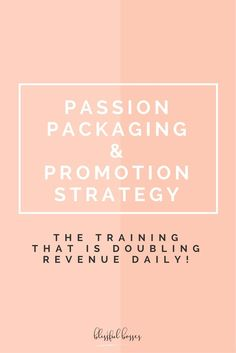 Promote your online business like never before and create your first or next online digital product and highly profitable program! This crash course is the training to go through to increase your revenue online. Click through to see how you can reach your online business revenue goals fast >>