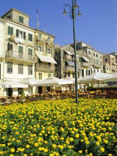 Corfu Town, Corfu, Ionian Islands, Greece