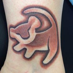 Tattoo by Jesse Dittmar at Relic Tattoos #relictattoo #lion #liontattoo #cub #cubtattoo #lioncub #lioncubtattoo #lionking #lionkingtattoo #simba #simbatattoo #disney #disneytattoo #colortattoos #ankletattoo #tat #tats #tatted #tattoo #tattoos #ink #inked #phillytattoos #philadelphiatattoos #horshamtattoos #hakunamatata