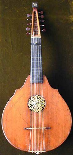 portuguese fado guitar - Google Search