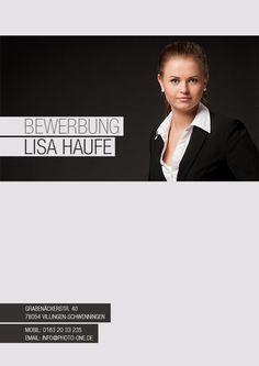 Professionelle Bewerbungsbilder und Deckblätter | photo ONE