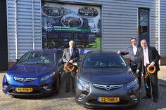 Opel Ampera Mondial Movers