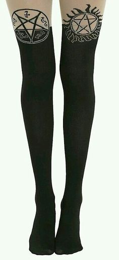 Occult tights