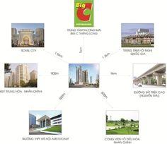 Dự án chung cư Legend Tower với cơ sở hạ tầng giao thông đồng bộ đang gây sốt…