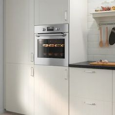 SMAKSAK stainless steel, Forced air oven w pyrolytic funct - IKEA Base Cabinets, Kitchen Cabinets, Kitchen Appliances, Combi Oven, Table Extensible, Four Micro Onde, Cooking Dishes, Ikea Home, Ovens