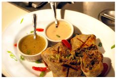 I just keep drooling over this Lamb Burritos with Spicy Chilli Cream Soup recipe and then go ahead and learn much more at uRecipes.com today.