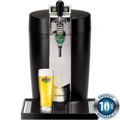 Offrez vous votre Tireuse à bière - Krups YY2932FD Beertender Noir et métal avec Boulanger et découvrez les services boulanger comme le retrait en 1 heure en magasin*.