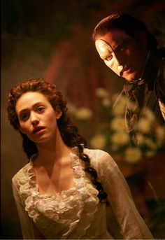 The Phantom of the Opera (2004) just did my Theatre presentation over this musical/movie. Love it