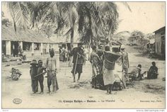 Boma Congo Free State, Belgian Congo, Civil Wars, Traditional Homes, Vintage Pictures, White Man, Black History, Martial Arts, Safari