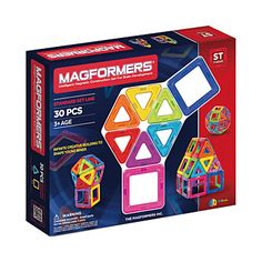 Great present for 3 year old. Magformers - the most played item in our house