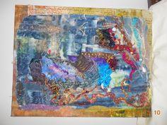 Irene Schreiber.  Fibre Art