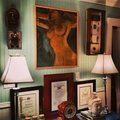 The study#4 Bsl, Beach Cottages, Study, Frame, Painting, Home Decor, Picture Frame, Studio, Decoration Home
