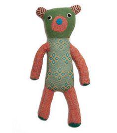 lapin & me — Bailey Bear Teddy Bear Party, Teddy Bear Toys, Crochet Teddy, Baby Sewing Projects, Bear Doll, Sewing Toys, Soft Dolls, Fabric Dolls, Handmade Toys