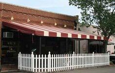 Vics Italian Restaurant Downtown Raleigh