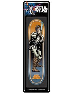 Santa Cruz x Star Wars Luke Skywalker Collectible Deck - 7.8