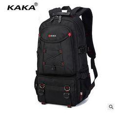 Brand KAKA 2016 New Backpack Men Top Quality Oxford Laptop Backpack Large Capacity Men Travel Bag Men Shoulder Bag Water Proof