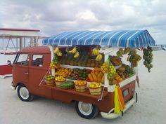 Viandero!!!!    fruit truck