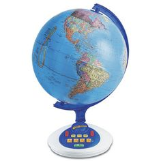 GeoSafari ® Talking Globe®, Ages 8-12