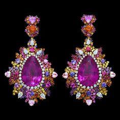Fantasias Joyas Earrings