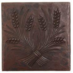 Captivating Copper Tile | Mosaic Design | Copper Sinks Direct | Walls, Floors,  Ceilings, Windows | Pinterest | Mosaic Designs, Mosaics And Copper Bar