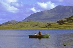 Fionn Loch - Permits from Letterewe Estate Tel: 01445 Czech Nymphing, Wester Ross, North Coast 500, Brown Trout, Homeland, Fly Fishing, Geography, West Coast, Boat
