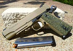 """Sig Sauer """"SCORPION"""" 1911 .45 Auto - thanks for the awesome Christmas present beautiful. How did u know what i wanted!! Lol"""
