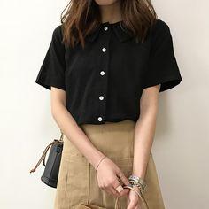 64 Best Blouses Shirts Aesthetic Korean Fashion Itgirl Shop