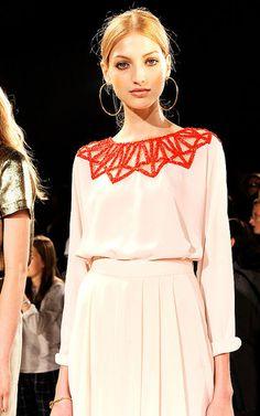 Geometry - beautiful dress