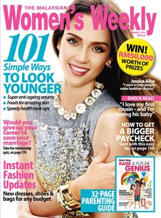 The Malaysian Women's Weekly  Magazine - Buy, Subscribe, Download and Read The Malaysian Women's Weekly on your iPad, iPhone, iPod Touch, Android and on the web only through Magzter