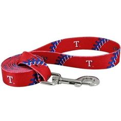 Texas Rangers Dog Leash