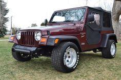 Jeep : Wrangler two door