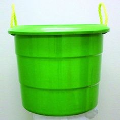 Fortiflex Multi-Purpose Storage Bucket for Dogs/Cats and Horses, 74-Quart, Mango Green by Fortiflex. $22.55. Ideal for various uses in barn and stable; and around the house. Exclusive fortally-epdm rubber hdpe blend construction. Works as toy storage, laundry basket, ice bucket and planter. Large capacity heavy duty bucket. Heavy, thick wall construction. 74-quart multi-purpose bucket, economic alternative to the mpb-70, aesthetically designed for home use, easy to grape side...