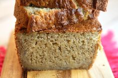 Greek Yogurt Banana Bread - RecipeGirl