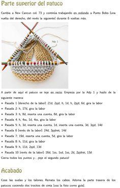 ¡Este fin de semana es el Día de la Madre! Hemos compartido contigo un tablero de Pinterest lleno de ideas handmade, un patrón de ganchillo que vale por tres y una tarjeta diseñada expresamente par… Baby Knitting Patterns, Baby Cardigan Knitting Pattern, Knitting For Kids, Free Knitting, Crochet Baby, Knit Crochet, Knitted Baby, Baby Candy, Knitted Booties