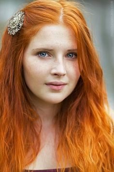 teen bush redhead Hairy