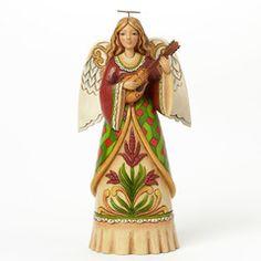 Angel w/Mandolin - 4042970 $55.00