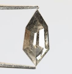 0.80 Ct, 9.9 X 4.6 X 2.7 MM, Geometric Shape Black Color Natural Loose Beautiful Diamond, Faceted Diamond, Fancy Color Diamond, Gifts, R1230 by VishwaImpex on Etsy Uncut Diamond, Rough Diamond, Champagne Color, Triangle Shape, Conflict Free Diamonds, Engagement Jewelry, Natural Diamonds, Geometric Shapes, Colored Diamonds