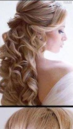 Want this for my wedding hair