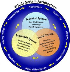 Whole System. Technical System + Social System + Economic System