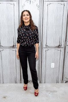Find Salma Hayek's style on the high street with Julie's fashion fix - Daily Record